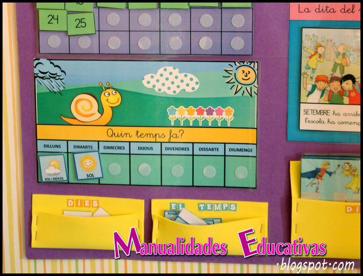 Calendario Para Ninos De Kinder.Calendario Educativo Imprimible Gratis Creciendo Con