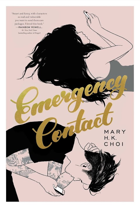 Currently Reading: Emergency Contact by Mary H.K. Choi