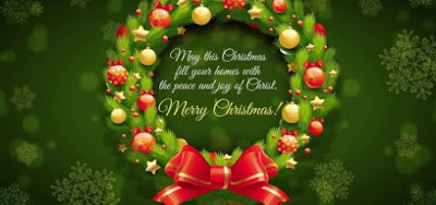 merry christmas peace and joy messages