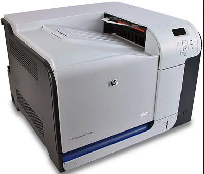 Hp color laserjet cp3525x cc471a printer newegg. Com.