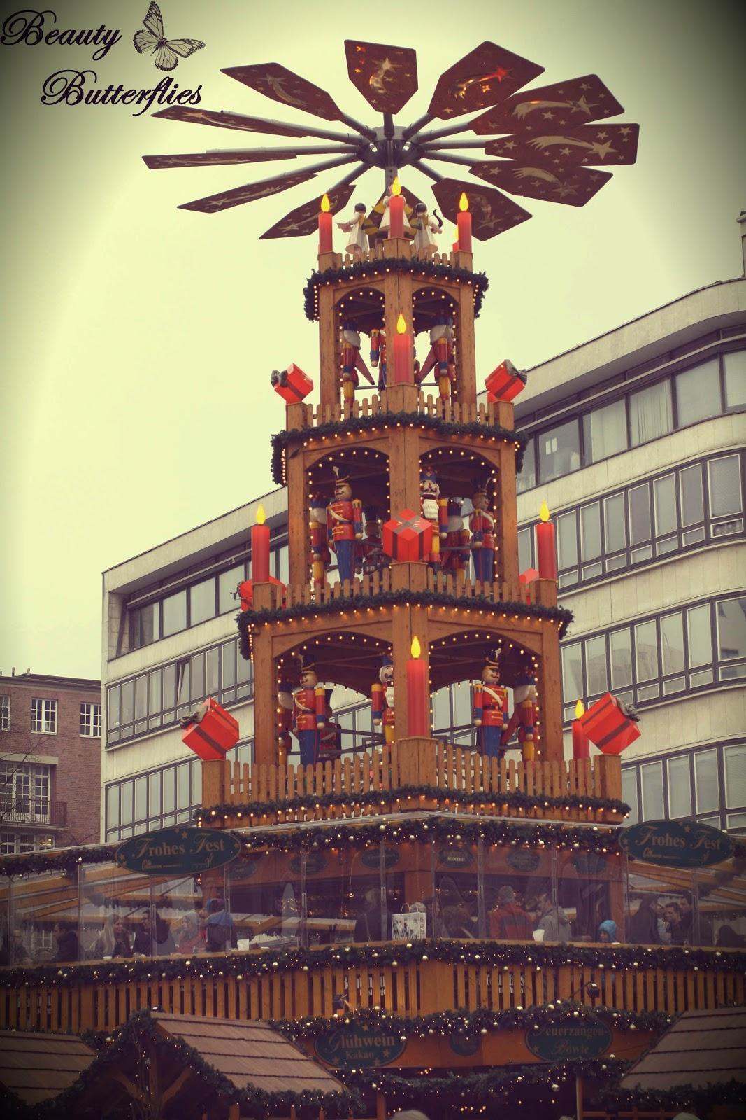 Hannover Weihnachtsmarkt.Hannover Weihnachtsmarkt 2012