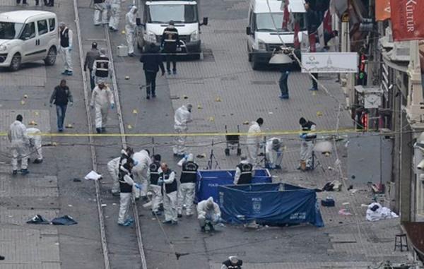 Pengeboman Di Istanbul: 3 Rakyat Israel Antara 4 maut