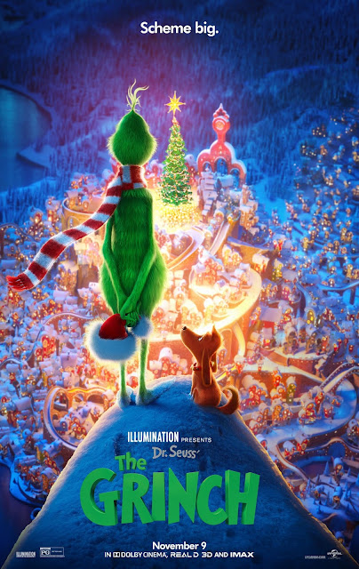 The Grinch (2018) ταινιες online seires xrysoi greek subs
