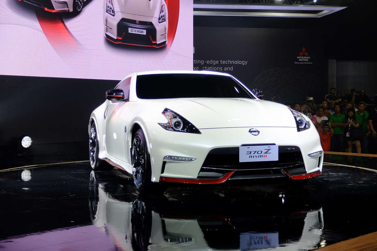 Nissan Philippines Ups The Excitement With The 2019 370z Nismo And