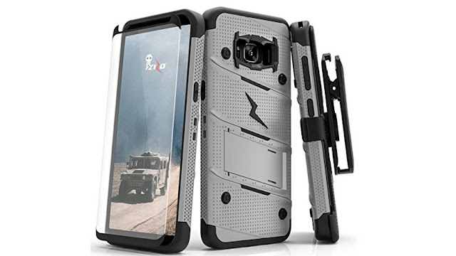 Zizo Bolt Samsung Galaxy S8 Plus Case