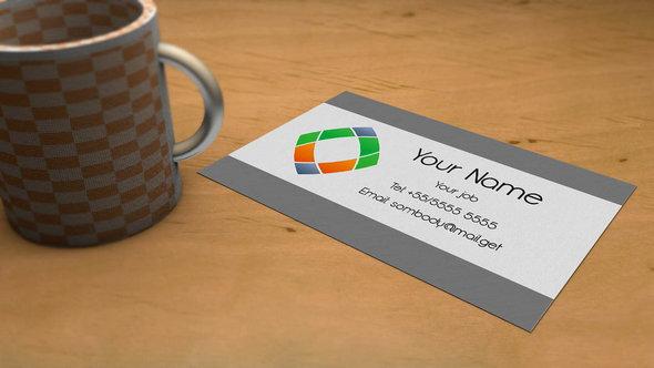 mockup de tarjeta de presentación 2018 editables gratis