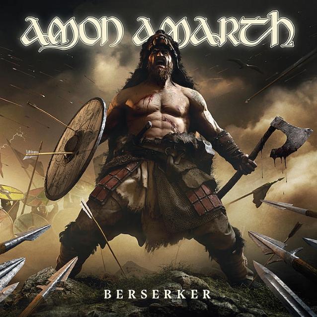 Amon Amarth - Berkserker