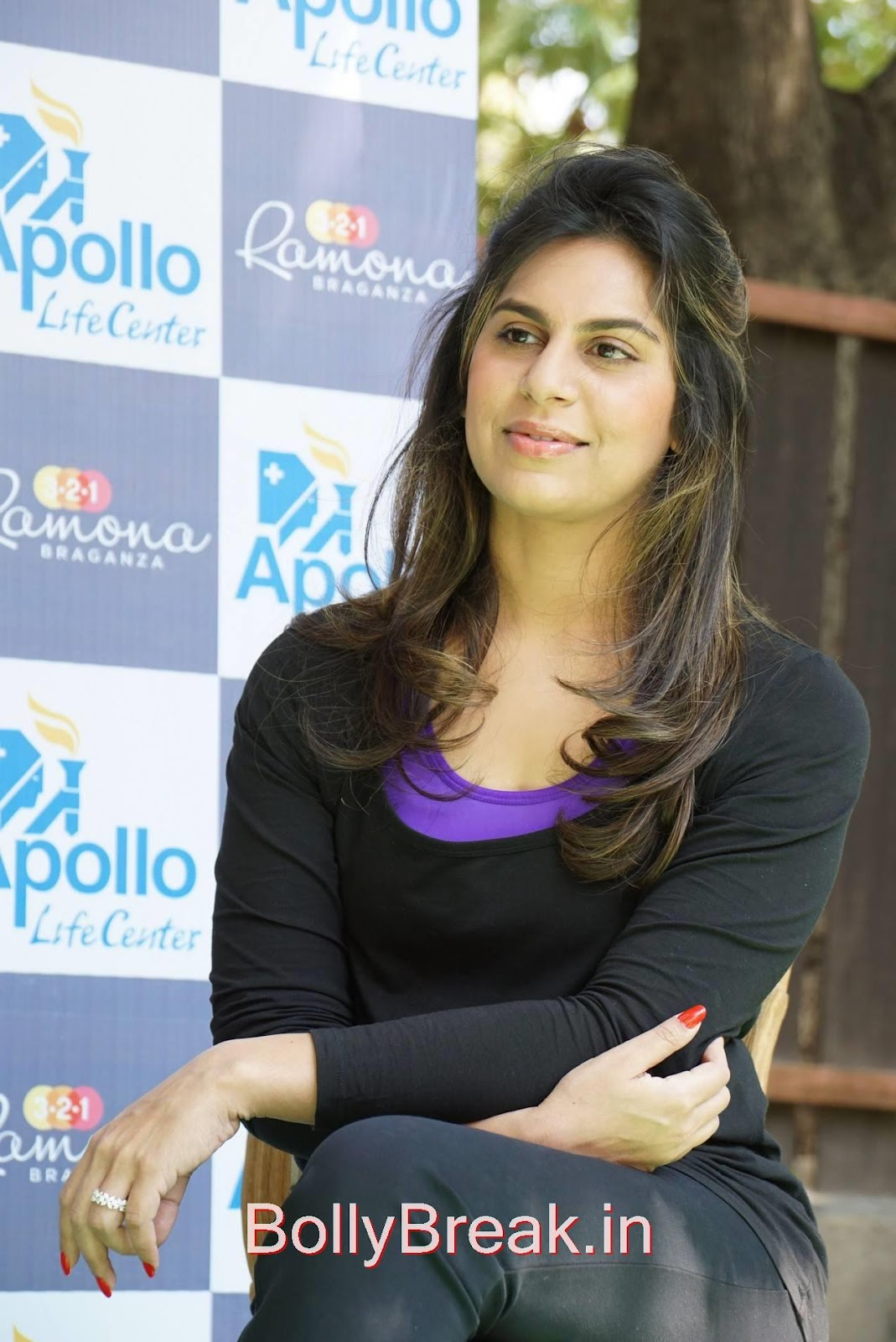 Ram Charan Wife Upasana Photos, Hot HD Images Of Upasana Stills With Hollywood Fitness Expert At Apollo Hospitals
