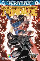 DC Renascimento: Trindade - Anual #1