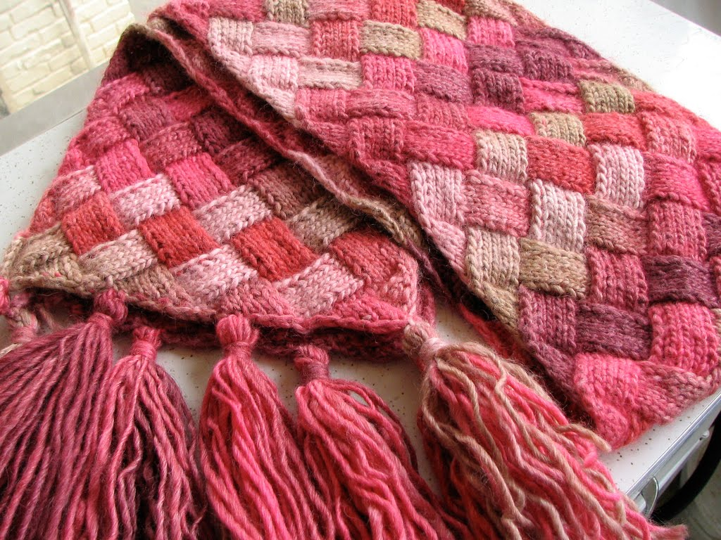 new scarf crochet patterns knitting gallery. Black Bedroom Furniture Sets. Home Design Ideas