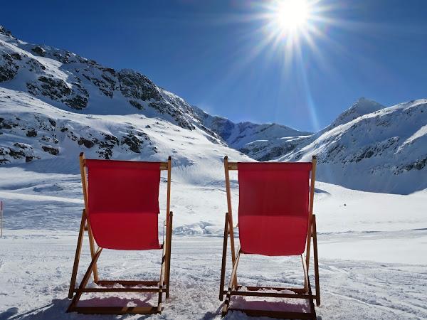 Karavanem do Rakouska na lyže - na divoko