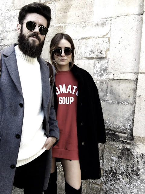 look men women homme femme style ootd outfit fashion mode paris couple photo zara h&m bershka asos nike pull&bear
