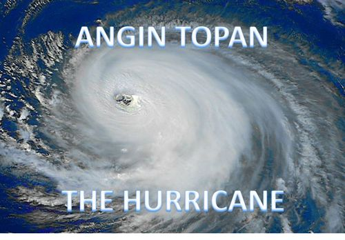 Angin Topan : Penyebab dan Upaya Penanggulangannya