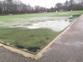 photo of Beaver St field conditions