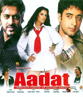 Ek Aadat Hindi Songs MP3