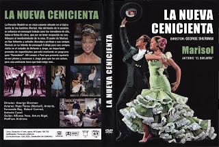 Carátula dvd: La nueva Cenicienta