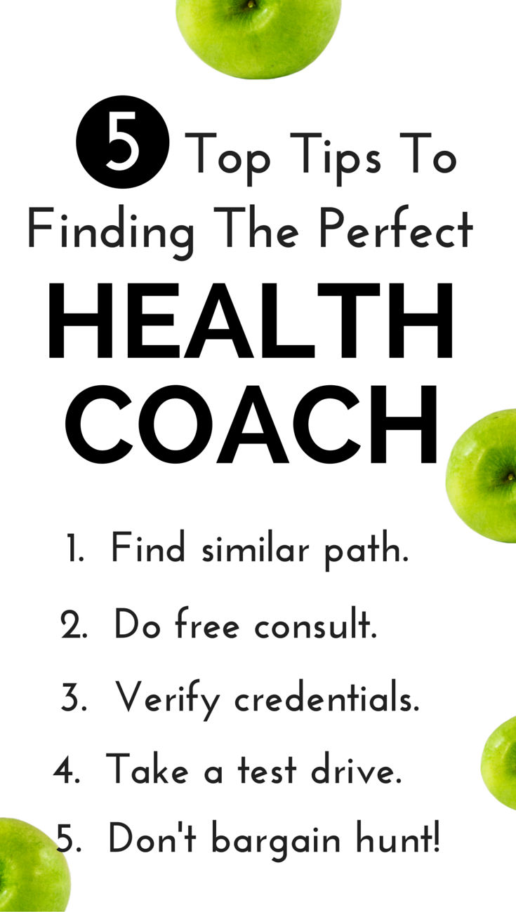 How To Find The Perfect Health Coach The Health Minded
