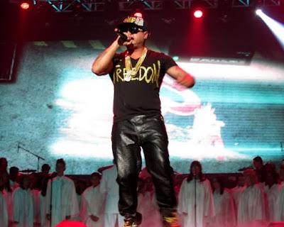 Foto de Tempo en el escenario