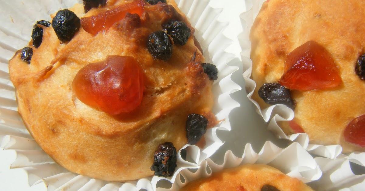 Domestic Sluttery: Baking for Beginners: Sally Lunn Buns