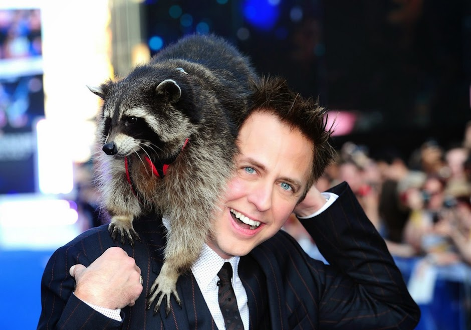 "James Gunn para ""Guardiões da Galáxia Vol. 3"""