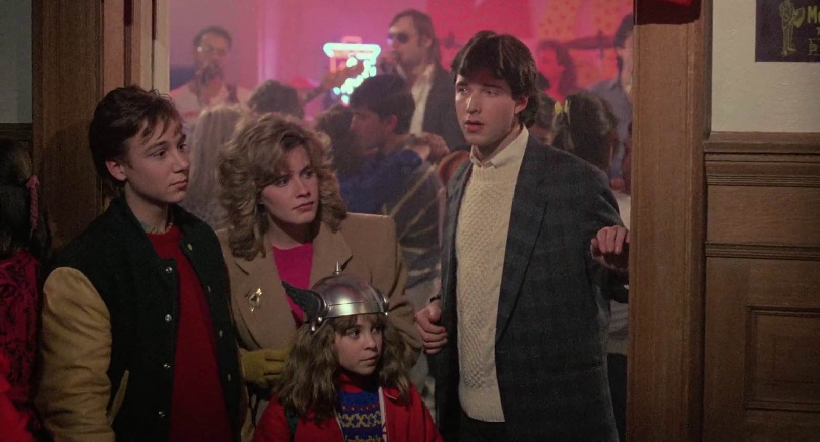Movie Review Adventures In Babysitting 1987 The Ace