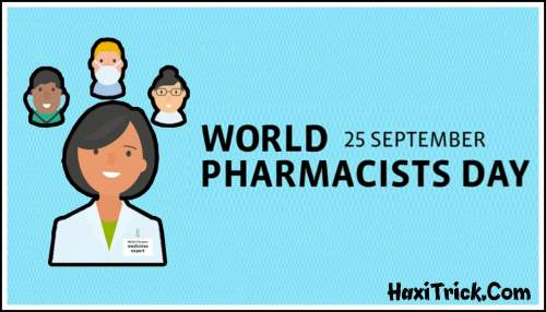 World Pharmacist Day 25 September 2020