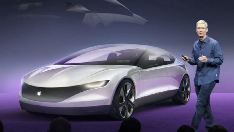 FBI arresta a ingeniero de Apple por robar tecnología secreta de vehículos autónomos