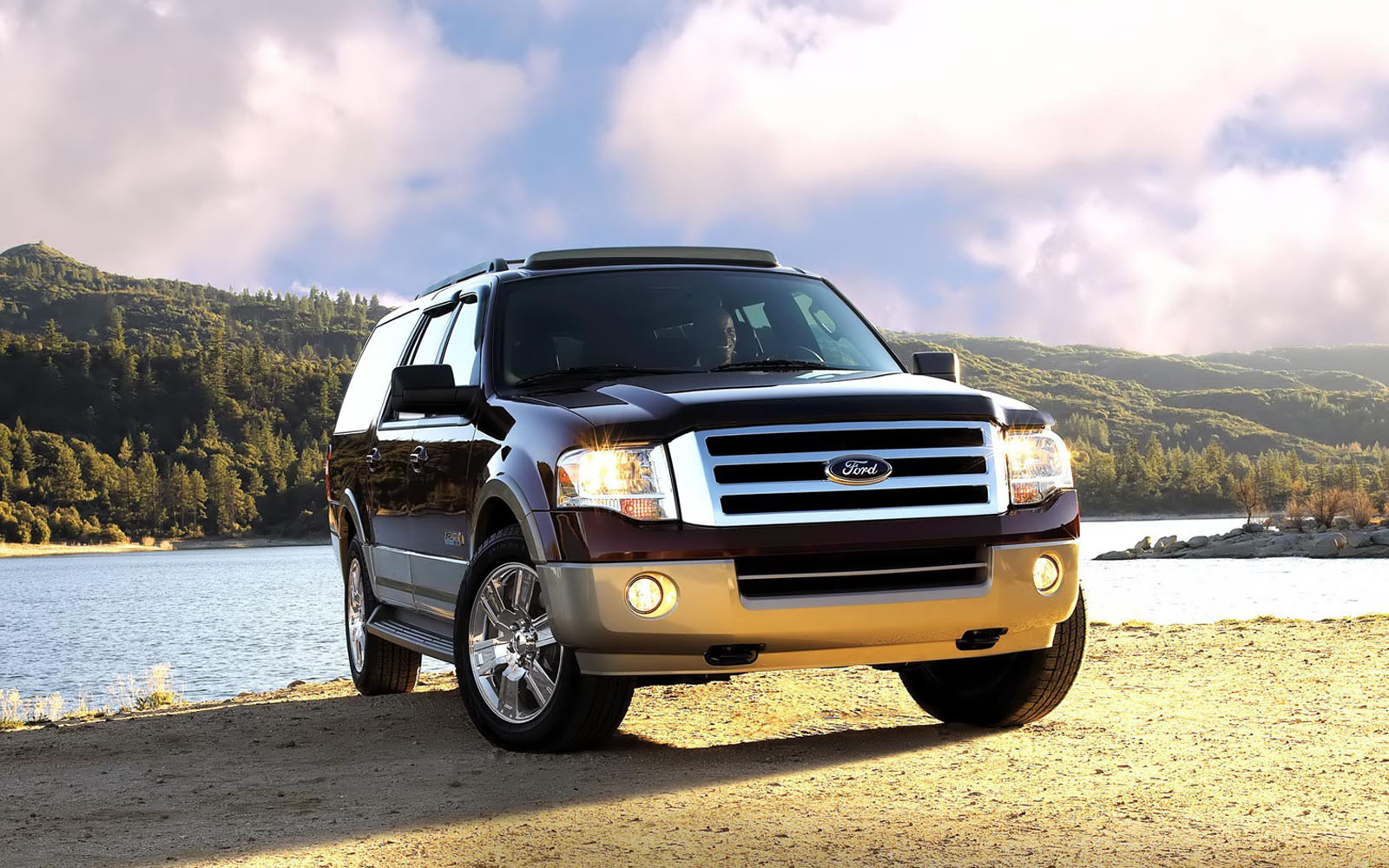 3d Hd Scenery Wallpapers Wallpapers Ford Expedition Suv Car Wallpapers