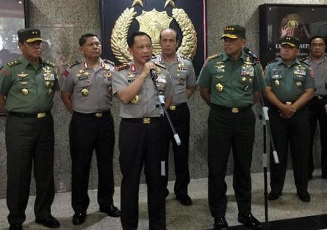 Kapolri Jenderal Tito