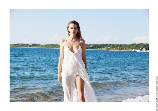 Moda primavera verano 2017 by Cibeles. Moda mujer vestidos, palazzos, túnicas, camisas y blusas Cibeles.