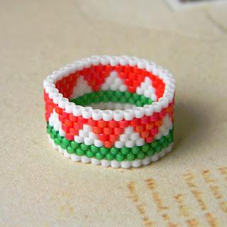купить яркое украшение кольцо подарок девушке летнее колечко