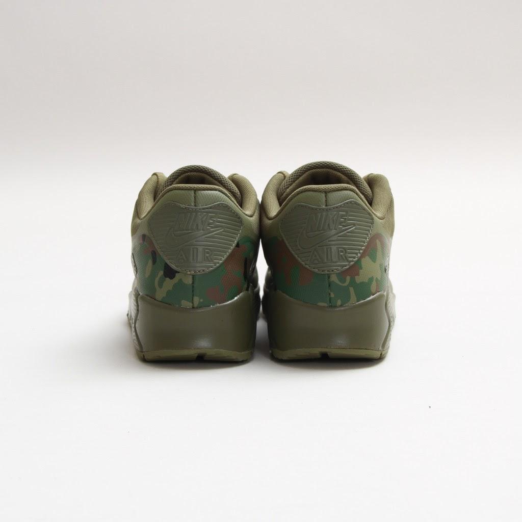 TODAYSHYPE: Nike Air Max 90 Japan SP (Pale OliveSafari)