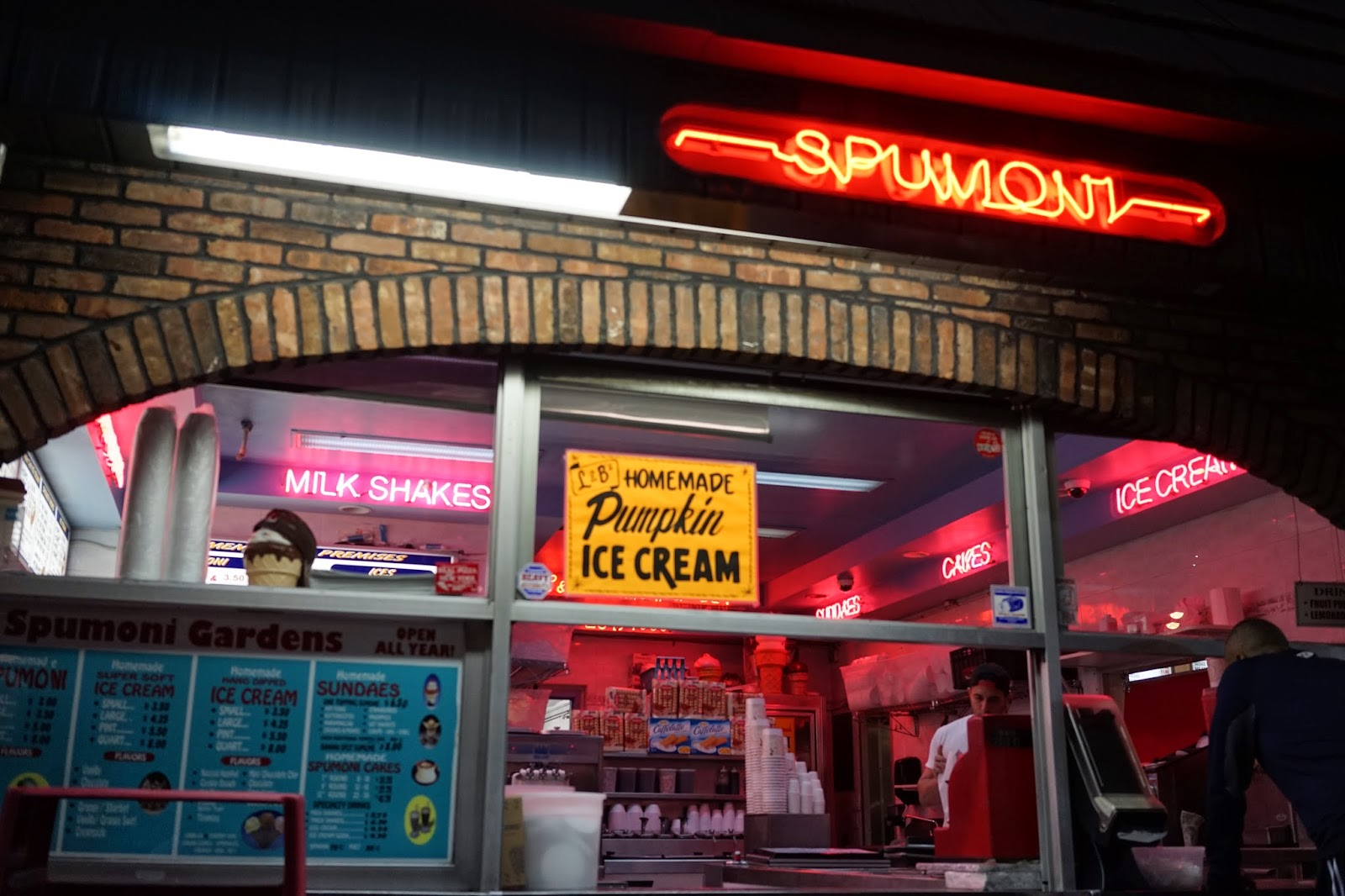 spumoni new york