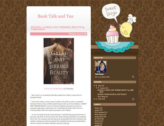 Book Talk and Tea: UPDATE: WOW PRETTY THINGS