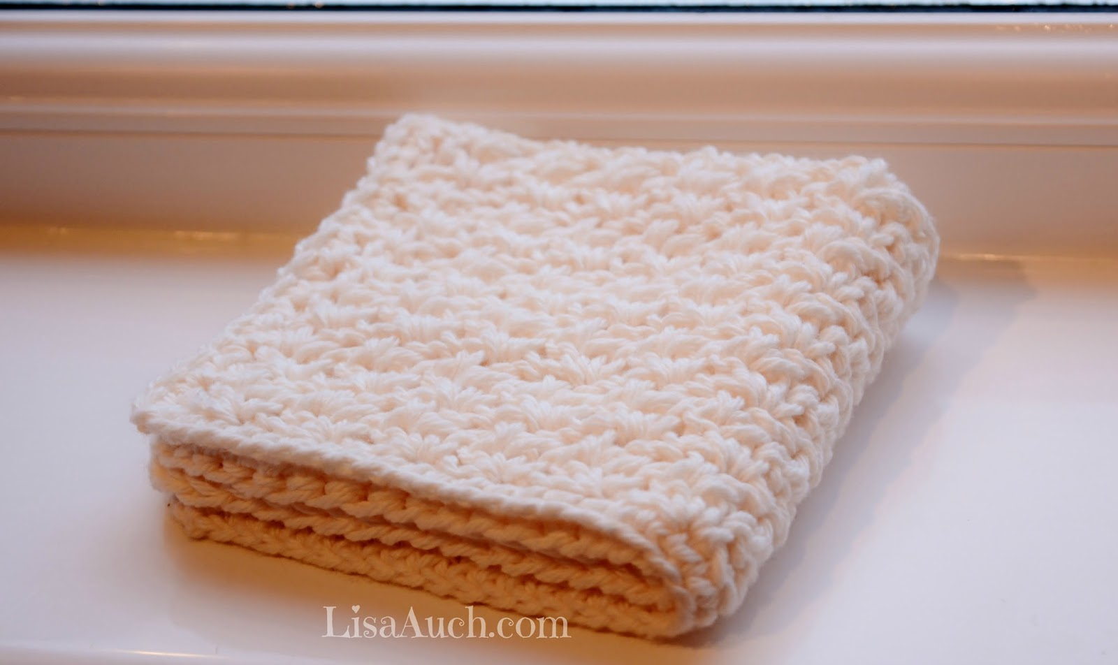 Crochet Dishcloth Pattern FREE The Wonky Vs Dishcloth | Free Crochet ...