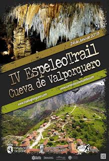Espeleo Trail Cueva de Valporquero