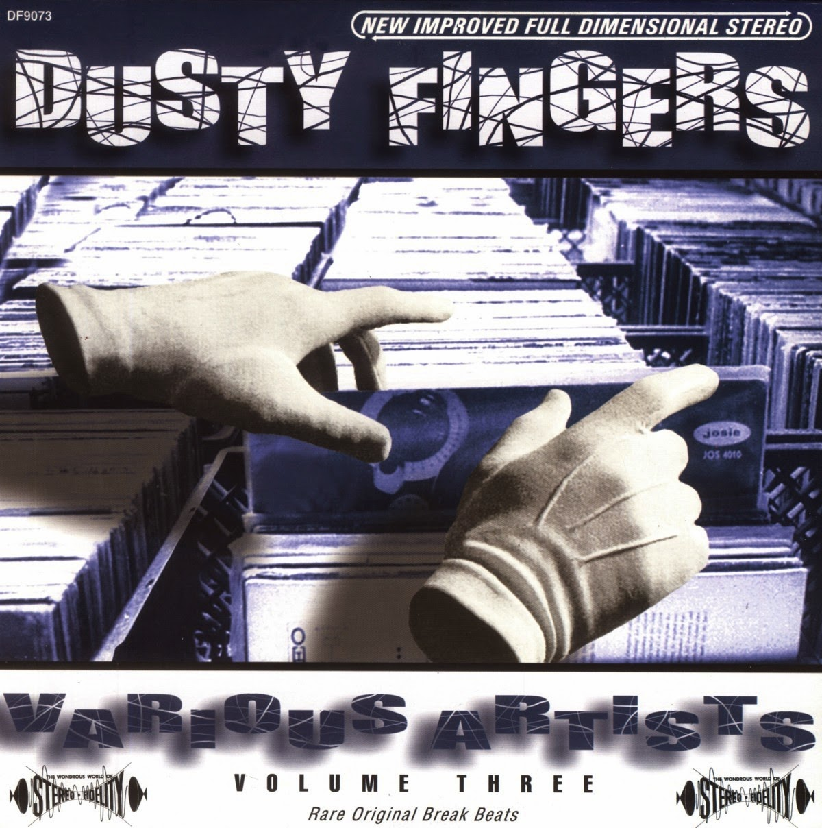Dusty Fingers vol 3