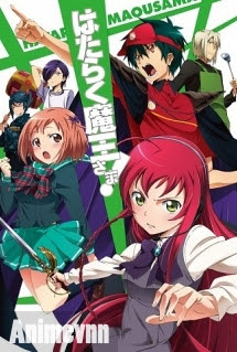 Hataraku Maou-Sama - The Devil is a Part-Timer! 2013 Poster