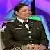 Paula M. Fernández J. 1ra mujer en dirigir un batallón táctico del Ejército en RD