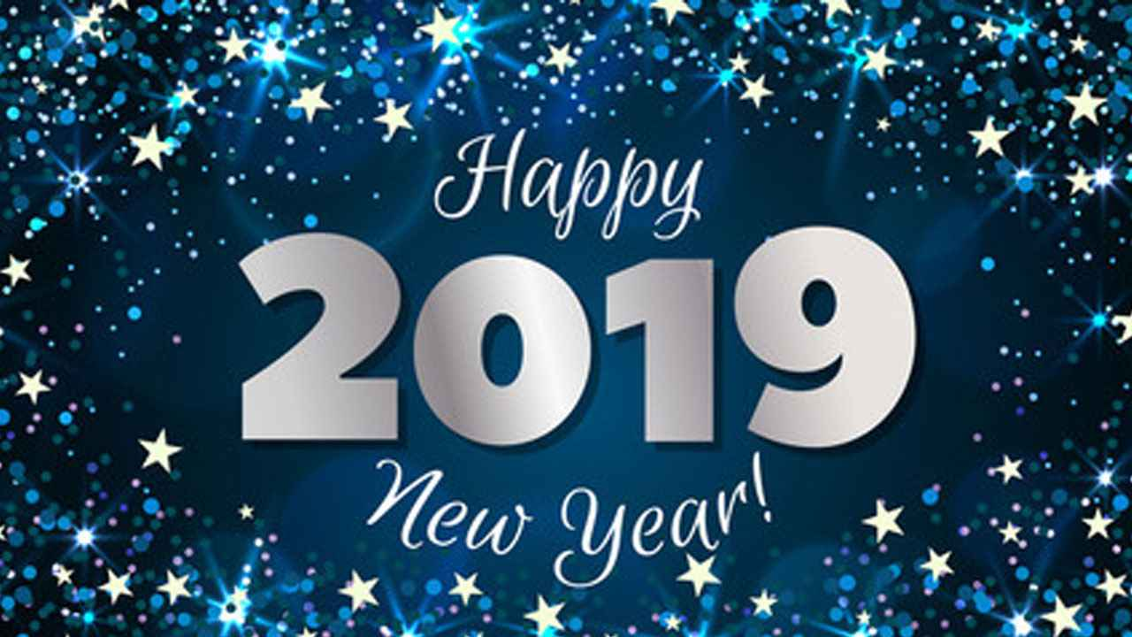 Happy New Year 2019 Images - New Year 2019 Photos download
