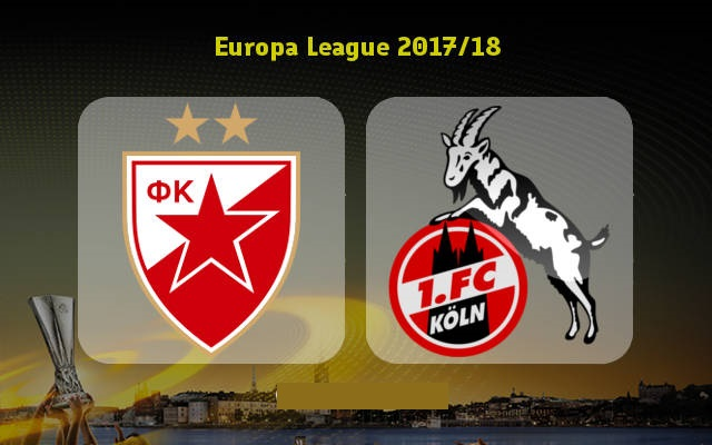 Red Star Belgrade vs FC Cologne Full Match & Highlights 07 December 2017