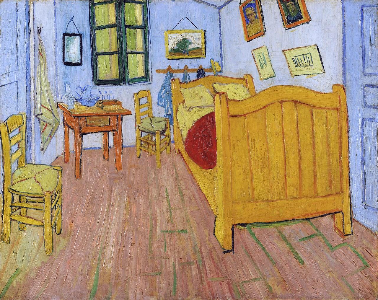 ヴィンセント・ヴァン・ゴッホの寝室