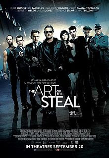 Sinopsis Film The Art of the Steal 2013