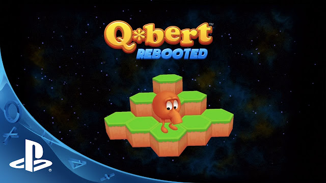 Q*Bert Rebooted (PS3/PS4/PS Vita)