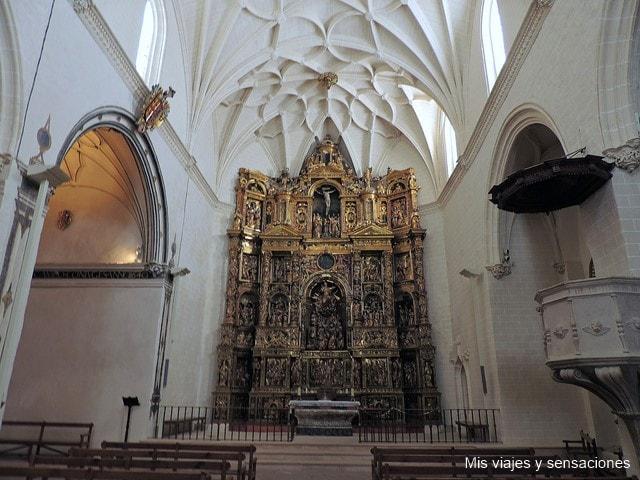 Iglesia Colegiata Santa María la Mayor. Alquézar