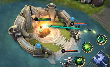 Skill Pasif Belerick Mobile Legends