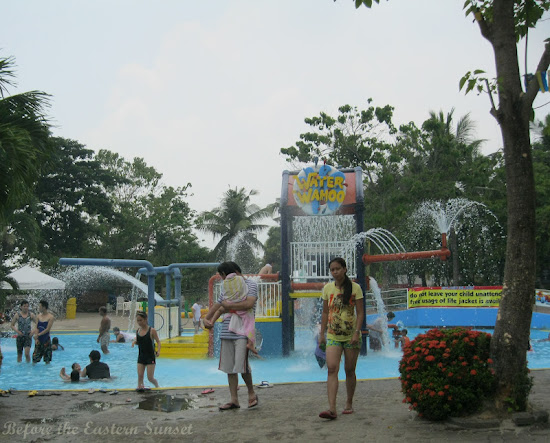 Water Wahoo in Splash Island Waterpark