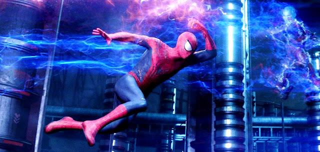 Spiderman urmărit de Electro în primul trailer oficial pentru The Amazing Spider-Man 2