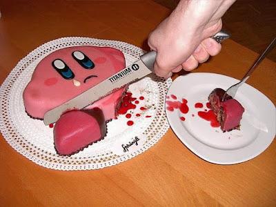 Witzige lustige Kuchenbilder