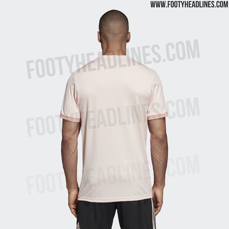 brand new 3654f 28d27 Manchester United 18-19 Away Kit Released - Leaked Soccer Cleats